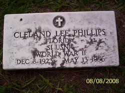 Cleland Lee Phillips