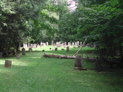 Carvers Falls Cemetery