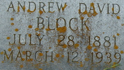Andrew David Block