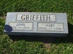 Mary A <i>Meade</i> Griffith