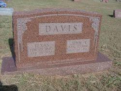 Texas <i>Furgerson</i> Davis
