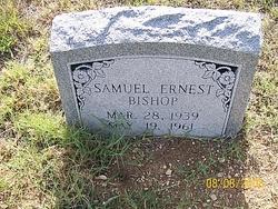Samuel Ernest Bishop
