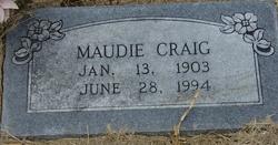 Maudie C <i>Block</i> Craig