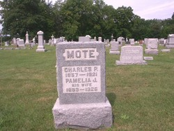 Permelia Jane Millie <i>Rumble</i> Mote