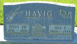 Ida F <i>Alexander</i> Havig