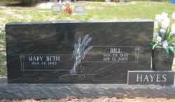 William Bill Hayes