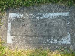 Hattie May <i>Stone</i> Bell