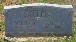 Claire Bell <i>Kennedy</i> Allen