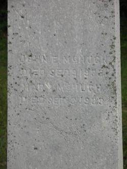 John E McHugh