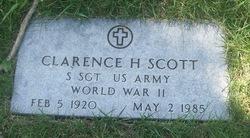 Clarence H. Scott