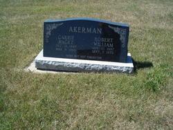 Robert William Akerman