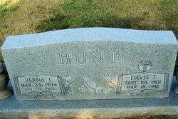 Verna Irene <i>George</i> Hunt