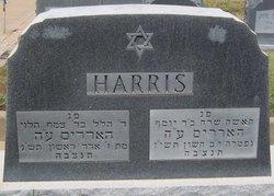 Sarah <i>Moske</i> Harris