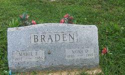 Mabel F. Braden