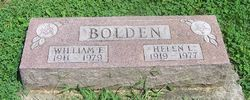 William E. Bolden