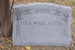 Lula Almedia Lou <i>Wade</i> Austin