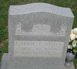 Carrie Lee Beals