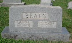 Elizabeth <i>Gordon</i> Beals