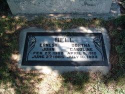 Ernest John Bell