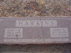 Nancy Beulah <i>Hefner</i> Hawkins