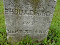 Rhoda Church