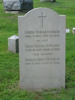 Gilbert Turner Dunklin