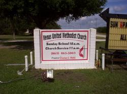 Venus United Methodist Church