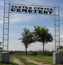 Custer Center Cemetery
