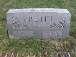 Lawton E. Laut Pruitt