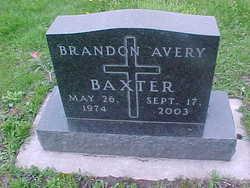 Brandon Avery Baxter