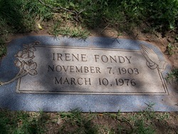 Clarence Irene Fondy