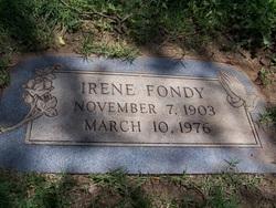Clarence Irene Fondy