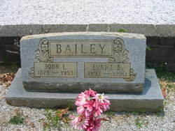 Mary Eunice <i>Bartlett</i> Bailey