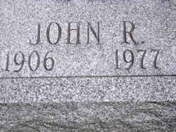 John R. Fedoush