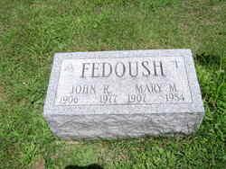 Mary Margaret <i>Yute</i> Fedoush