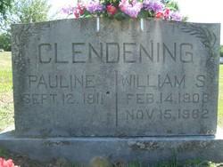 Pauline <i>Zike</i> Clendening