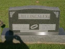 Iva Jane <i>Erickson</i> Billingsley