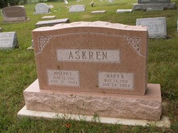 Mary K <i>Miles</i> Askren