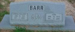 Winona Virginia <i>Brigance</i> Barr