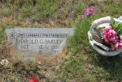 Harold Glenn Earley