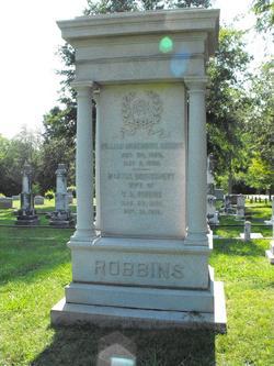 Martha <i>Montgomery</i> Robbins