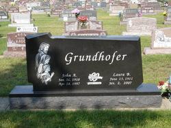 Laura B <i>Flicker</i> Grundhofer
