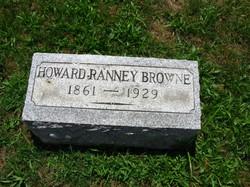 Howard Ranney Browne