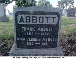 Mina Venning Abbott