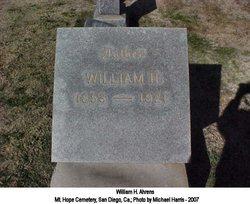 William Henry Ahrens