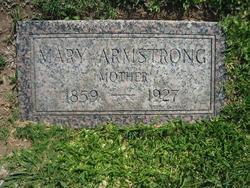 Mary <i>Bennett</i> Armstrong