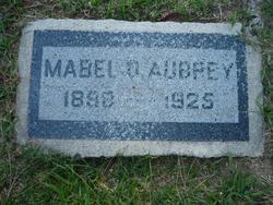 Mabel <i>Dare</i> Aubrey
