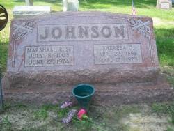 Theresa Cecelia <i>Girardier</i> Johnson