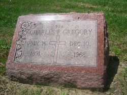 Charles F Gregory