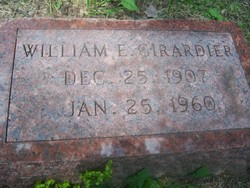 William E Girardier